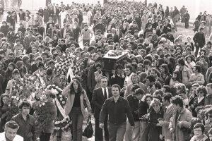 39 años del asesinato de Ursino Gallego